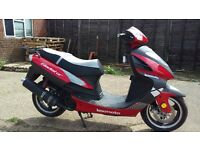 Lexmoto Gladiator 125cc (2013) 1 owner from new, delivery available
