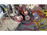 S1 escort rs turbo mfi metering units x3