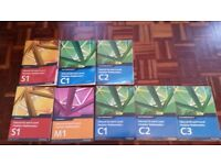 Edexcel AS and A level Maths Textbook C1 C2 S1 M1 (£3 Each)