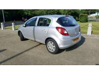 2008 CORSA 5 DOORS ECOFLEX DIESEL ROAD TAX ONLY £30 A YEAR FULL 12 MONTHS MOT INCLUDED