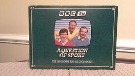 Question Of Sport - Original Board Game