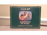 Question Of Sport - Original Board Game