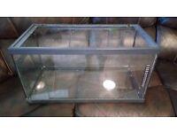 fish tank (60cm x30cm x 30cm) 2 x 1 x 1 ..