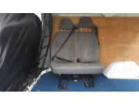Transit Double Seat