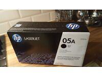 HP Laserjet Toner Cartridge 05A