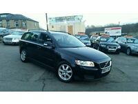 2010 VOLVO V50 1.6 D ESTATE