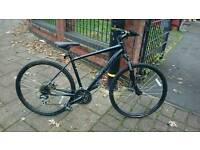 Specialised hybrid mountain bike
