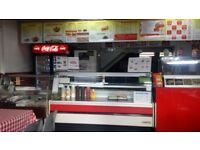 PIZZA CURRY KEBAB BURGER SHOP FOR SALE NEAR CITY CENTRE