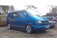 VW Volkswagen T4 Transporter Van/Day Van/Surf Van Ready for Camper Conversion