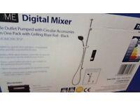 Triton Digital Mixer Shower