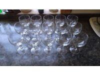 15 Wine Glasses