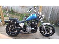 SUZUKI GS 1000 CLASIC bike 1981 1000cc CHOPPER