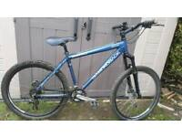 Diamondback mountain bike