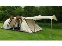 Coleman Mackenzie 6 berth tent
