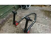 R&G front paddock stand