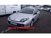 renault laguna dci tom tom turbo diesel 2010 60 plate 1 owner from new insignia mondeo