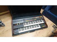 1984 Wersi Comet organ