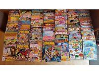 Magazine / comic bundle