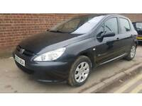 PEUGEOT 307 HDI 2L DIESELS WITH MOT