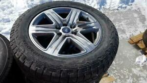 Pickup Truck Wheel Sets at Auction - Ends March 20th