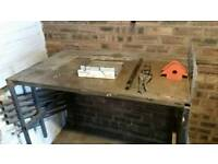 *Gone pending collection* Welding table etc free to collect