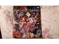 Rolling With The Stones book signed by Bill Wyman in person (Waterstones Manchester )