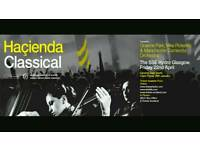 3x Hacienda Classical Standing Tickets 22/4/17