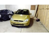 BREAKING 2.LITRE, PETROL FORD FOCUS GHIA ALL PARTS AVILABLE