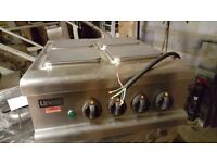CAFE PUB FASTFOOD ORIGINAL LINCAT ELECTRIC COOKER OPUS 700 BOILING TOPS OE7012 BRAND NEW TAKEAWAY