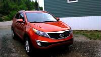2011 AWD Kia Sportage LX AT SUV, Crossover