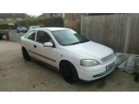 Vauxhall astra sxi 1.6 cheap