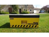 Clarke Contractor van vault in excellent condition.