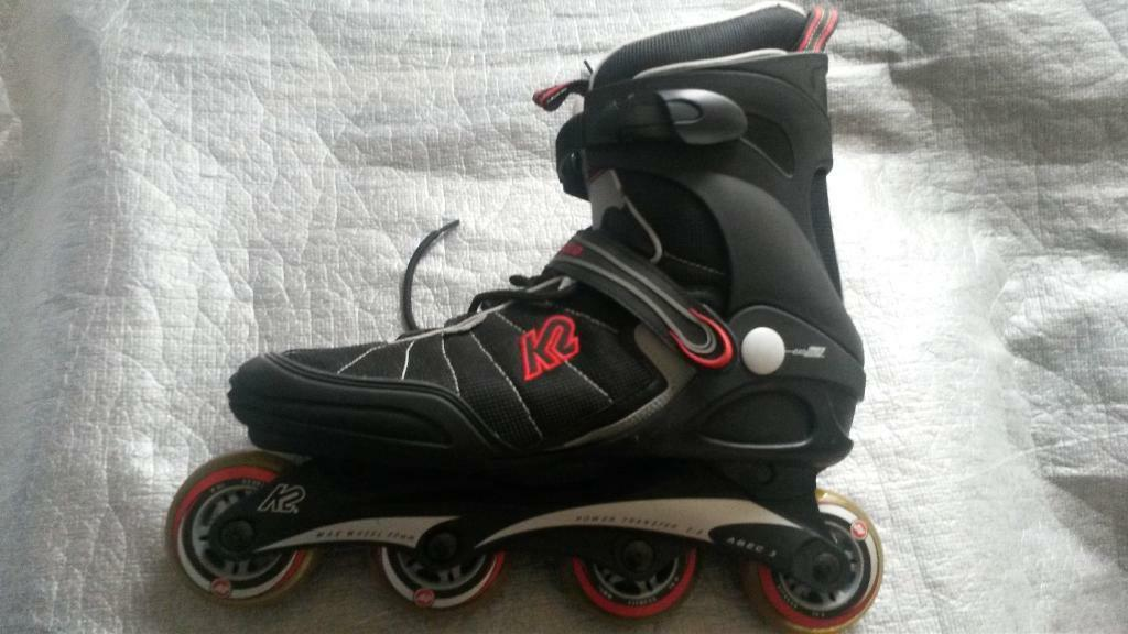 Inline Skates k2 Exo Brand New k2 Exo 2 0 Skate Size 11 uk Offers Comfort And Performance Retail