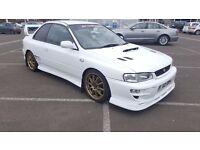 1998 Subaru Impreza V4 Type R GC8 import JDM