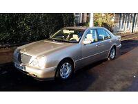 Sale or swap Mercedes e class