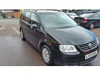 Volkswagen Touran 1.6 FSI S 5dr (7 Seats) Automatic