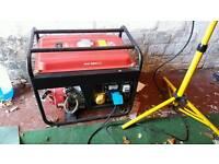 Petrol Generator 3kw