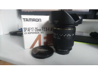 TAMRON 17-35 2,8-4 DI LD ASPHERICAL FF WIDE LENS FOR PENTAX