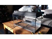 Fish Tank (Juwel 24 inches X 12 X 12) with filter, light and heater
