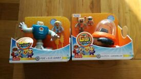 Brand New Go Jetters toys Cbeebies