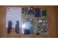 """!_(£30)PANASONIC 42"""" TV spares / Power supply + More on pictures, all_!"""
