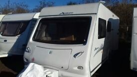 6 BERTH 2009 ELDDIS TWIN AXLE SPACIOUS VAN CRIS CHECKED TWIN BEDROOMS ACCESSORIES LOVELY CONDITION