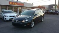2010 Volkswagen Golf 2.0 TDI HIGHLINE  AUTOMATIQUE-TOIT PANORAMI