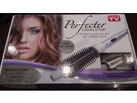 Perfecter Fusion Styler, used once but didn't work for my fine hair