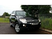 MITSUBISHI SHOGUN WARRIOR SWB HUGE SPEC FINANCE THIS JEEP@ ONLY £55 PER WEEK !!
