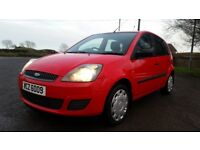*!*BARGAIN*!* 2008 Ford Fiesta 1.25 Zetec Style **FULL YEARS MOT** **ONE LADY OWNER FROM 2010**