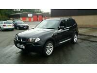 BMW X3 SPORT DIESEL *MAY SWAP*