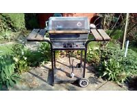 Used Fiesta S2500 Gas BBQ In good working order when last used