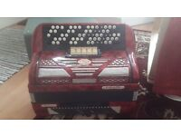 Button Accordion for sale