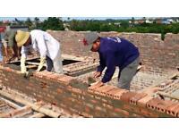 Building contractors & Property Maintenance , brick laying